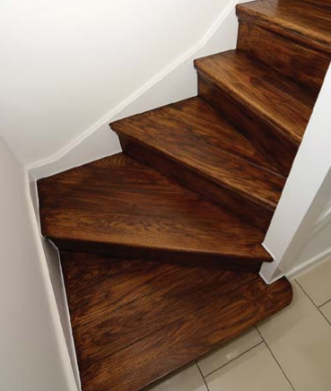 Cladded Stairs