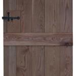 V Grooved Ledged Door